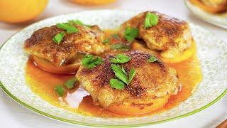 Приготовим курицу по-новому, по-мароккански в духовке. Рецепт от Всегда Вкусно!