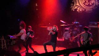 Chiodos - Two Birds Stoned At Once (Live at The Troc Philadelphia, PA 8/25/12)