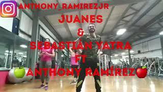 Bonita   Coreografía | Juanes Ft Sebastián Yatra | ZUMBA FITNESS | Dance Street |