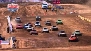 Lucas Oil Off Road Racing Series  Modified Kart Round 5