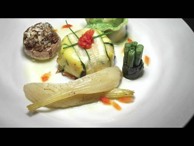 100 Vegetarian Plating Ideas Part 7 Food Decoration