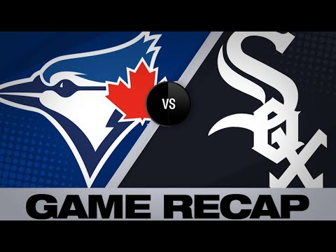 Alonso, Garcia lead the White Sox to 4-1 win - 5/18/19