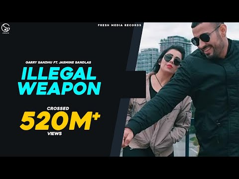 Download JASMINE SANDLAS feat GARRY SANDHU | ILLEGAL WEAPON | INTENSE | Latest Punjabi Songs 2017 HD Mp4 3GP Video and MP3