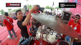full  Kendang Ky Ageng -  Ninja opo Vespa  -  Live Merista Rasa New PALLAPA