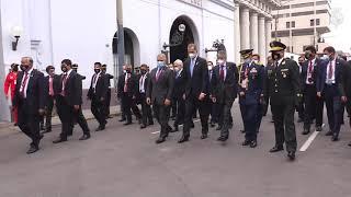 Ceremonia de Transmisión del Mando Presidencial