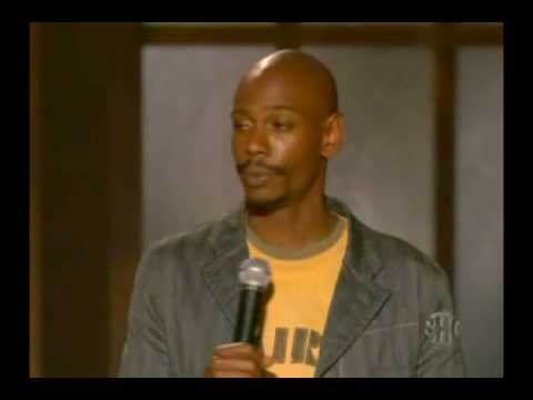 "Dave Chappelle: ""stop worshipping celebrities so much"""