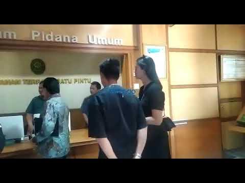 Baim Wong Hadir di PN Bogor