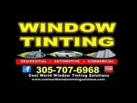 Homestead Window Tinting (305) 707-6968