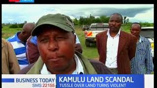 Tensions in Kamulu settlement after one person was brutally attacked and injured by hired goons