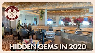Hidden Gems in 2020 | Disney Dining Show | 05/29/20