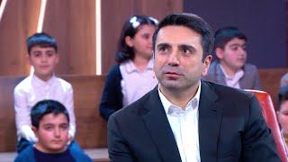 1000+1 հարց. Ալեն Սիմոնյան