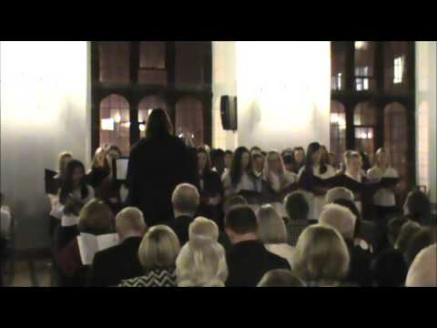 Ceremony of Carols - Il est né le divin Enfant - Senior Choir
