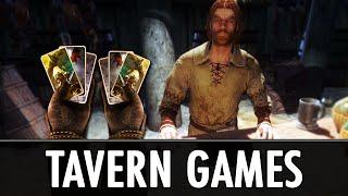 Skyrim Mod: Tavern Games - Mini Games in Skyrim