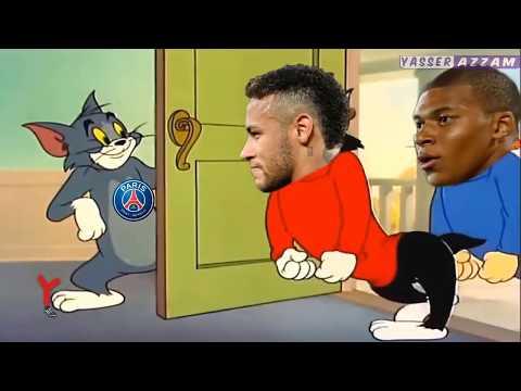 Real madrid vs PSG- Comedy