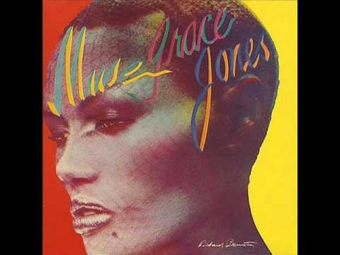 Grace Jones - Don't Mess With The Messer