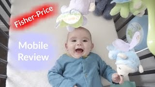 Fisher-Price Butterfly Dreams 3-in-1 Projection Mobile   AD