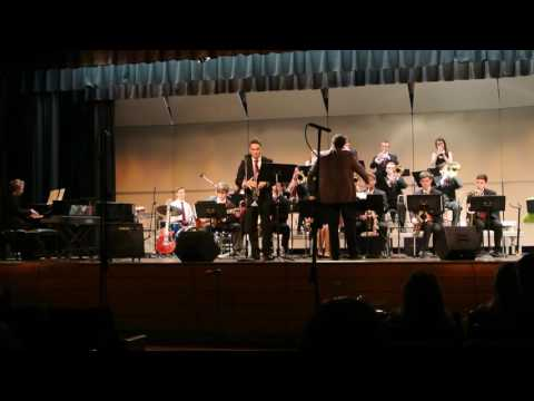High School Solo Jazz Band