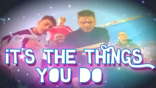 It's the things you do -Five (Subtitulos en español)