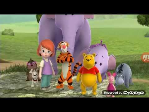 Medvídek Pú a Tygr Pú na muzikálu (a ti co neodebíráj tak odebirejte ať můžou být lepší videa)