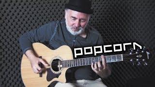 Popcorn - Igor Presnyakov - fingerstyle guitar cover