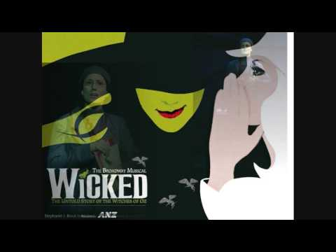 The Wizard and I Lyrics - Wicked musical