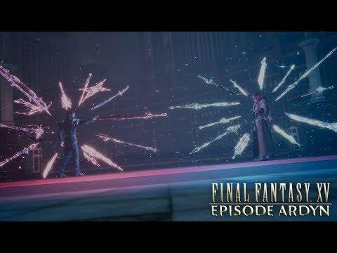 FINAL FANTASY XV EPISODE ARDYN – Teaser Trailer thumbnail