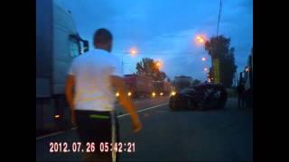 Страшное ДТП на трассе в Тверской области