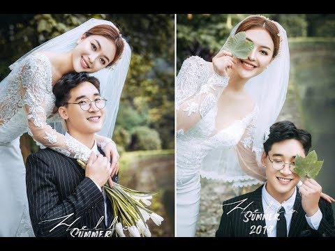 Review chụp ảnh cưới Tam Đảo đẹp theo concept hàn quốc cùng Mimosa wedding