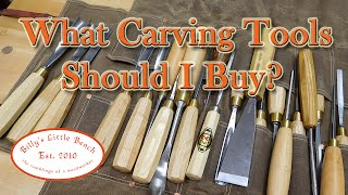 What Carving Tools Should I Buy