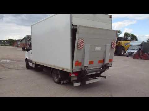 Video: Mercedes-Benz 906 truck 1