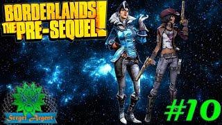 Borderlands: The Pre-Sequel - Совместное прохождение. Истинный искатель хранилища. Стрим #10