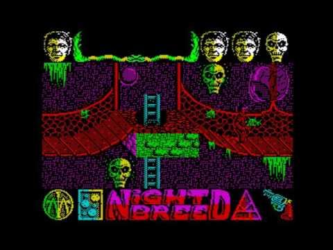 Night Breed Walkthrough, ZX Spectrum