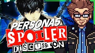 Persona 5 Story Analysis And Discussion  Austin Eruption