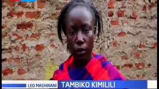 Familia Kimilili lafanya tambiko baada la mwili la mwanao aliyefariki kupatikana baada ya siku 6