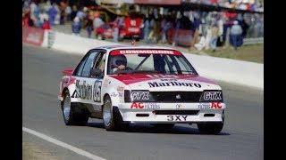 1982 Bathurst 1000, Peter Brock final lap