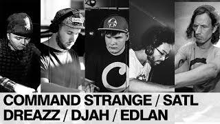 SATL, Command Strange, Dreazz, Djah & Edlan - Liquid Drum & Bass Mix [Fokuz Recordings]