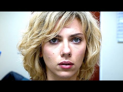 LUCY Trailer Deutsch German & Kritik Review (2014)