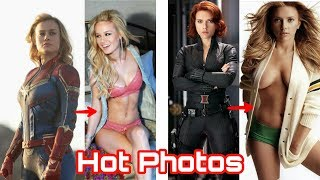 Avengers Endgame All Actresses Hot & Sexy Photos | Hot scenes | Always New |