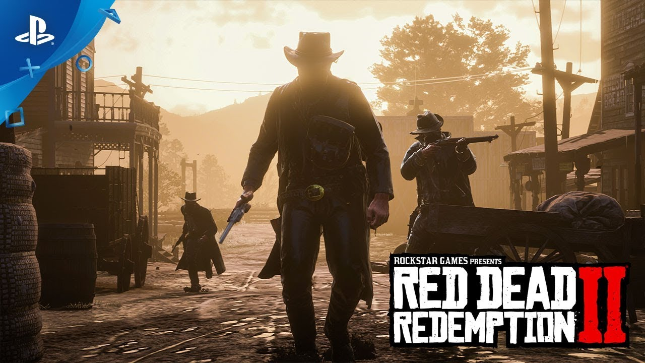 Este es el video Oficial de Gameplay de Red Dead Redemption 2