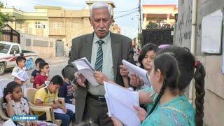 De lessen van opa Ali in Irak zijn leuker dan school - RTL NIEUWS