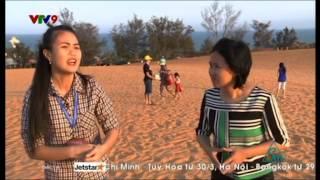 Saigontourist – Tham Quan Phan Thiết  Đồi Cát Bay