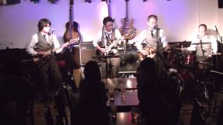 I Just Don't Understand (Minor Beats; The Beatles tribute band in Kurume)