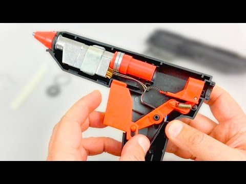 TOP 4 BEST WHAT'S INSIDE A HOT GLUE GUN AND 3 OBJECT MORE? – Experiments You Can Do at Home