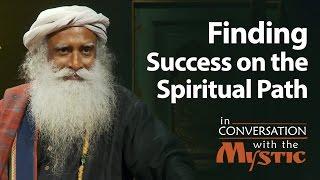 A Simple Process to Find Success on the Spiritual Path | Suhel Seth with Sadhguru