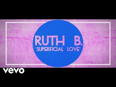 Superficial Love Lyric Video