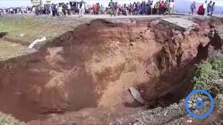 One dead, Narok cut off as floods wreak havoc - VIDEO