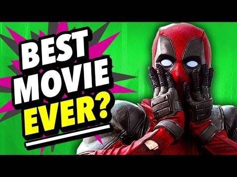 Why DEADPOOL may be the BEST MOVIE EVER! | Film Legends
