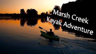 Marsh Creek FPV Adventure / Freestyle FPV Drone