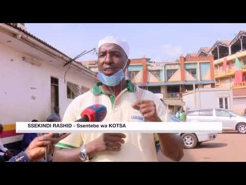 ENTAMBULA Y'OLUKALE: Waliwo aba takisi abagaanye obukwakkulizo