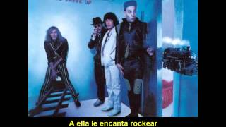 "Cheap Trick - ""My Baby Loves To Rock"" (Subtitulada al Español)"